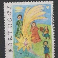 Timbres: PORTUGAL NAVIDAD 1977 SELLO USADO * LEER DESCRIPCION. Lote 279517248