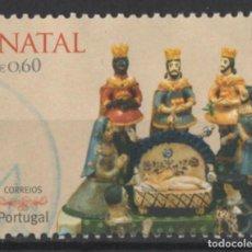 Selos: PORTUGAL NAVIDAD 2013 SELLO USADO * LEER DESCRIPCION. Lote 279517313