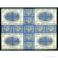 Sellos: ⚡ DISCOUNT CUBA 1960 CHRISTMAS NG - FLOWERS, NOTES, CHRISTMAS. Lote 296028968