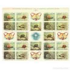 Sellos: ⚡ DISCOUNT CUBA 1961 CHRISTMAS MNH - BIRDS, CHRISTMAS, SNAILS. Lote 296033718