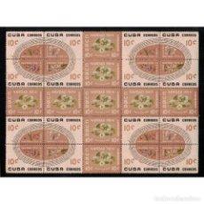 Sellos: ⚡ DISCOUNT CUBA 1960 CHRISTMAS NG - FLOWERS, NOTES, CHRISTMAS. Lote 296043373