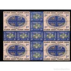 Sellos: ⚡ DISCOUNT CUBA 1960 CHRISTMAS NG - FLOWERS, NOTES, CHRISTMAS. Lote 296043438