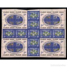 Sellos: ⚡ DISCOUNT CUBA 1960 CHRISTMAS MNH - FLOWERS, NOTES, CHRISTMAS. Lote 296043503