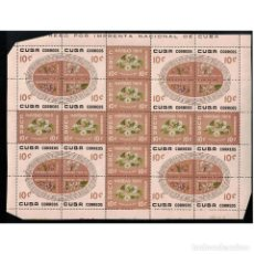 Sellos: ⚡ DISCOUNT CUBA 1960 CHRISTMAS MNH - FLOWERS, NOTES, CHRISTMAS. Lote 296043583