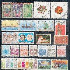 Sellos: NICARAGUA (37). Lote 21484114