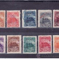 Sellos: NICARAGUA 40/9 USADA, . Lote 24695293