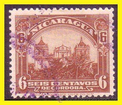 NICARAGUA YVERT Nº 370 (O) (Sellos - Extranjero - América - Nicaragua)