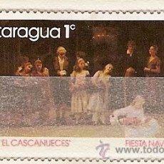 Sellos: NICARAGUA * (21). Lote 50506943