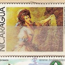 Sellos: NICARAGUA * (42). Lote 50507072