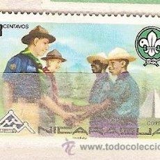 Sellos: NICARAGUA * (43). Lote 50507087