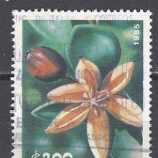 Sellos: NICARAGUA - SELLO USADO. Lote 103836263