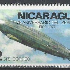 Sellos: NICARAGUA - SELLO NUEVO. Lote 113183827