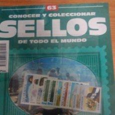 Sellos: SELLOS DE NICARAGUA . Lote 137663910