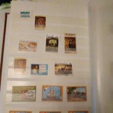 Sellos: NICARAGUA 65 SELLOS. Lote 141843602