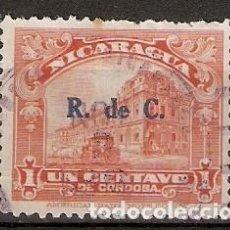 Sellos: NICARAGUA.1929. YT 536. Lote 153582858