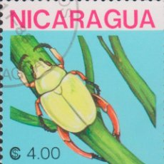 Sellos: SELLO NICARAGUA USADO FILATELIA CORREOS. Lote 184586716