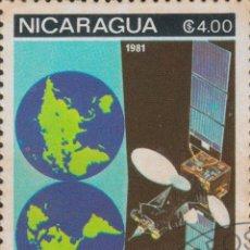 Sellos: SELLO NICARAGUA USADO FILATELIA CORREOS STAMP POST POSTAGE. Lote 192662968