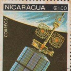 Sellos: SELLO NICARAGUA USADO FILATELIA CORREOS STAMP POST POSTAGE. Lote 192663038