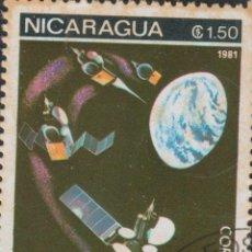 Sellos: SELLO NICARAGUA USADO FILATELIA CORREOS STAMP POST POSTAGE. Lote 192663053