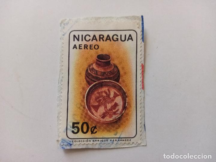 1965 CORREO AÉREO. COLECCIÓN ENRIQUE FERNÁNDEZ (Sellos - Extranjero - América - Nicaragua)