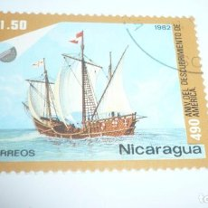 Sellos: SELLO DE NICARAGUA. Lote 198408637