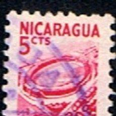 Sellos: NICARAGUA // YVERT 748 A // 1949-536 ... USADO. Lote 207330111