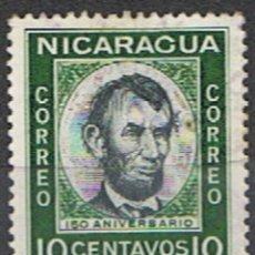 Sellos: NICARAGUA // YVERT 847 // 1959 ... USADO. Lote 207330623