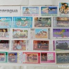 Sellos: NICARAGUA. Lote 207895337
