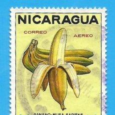 Francobolli: NICARAGUA. 1968. BANANAS. Lote 210222265