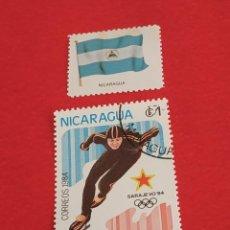 Sellos: NICARAGUA C4. Lote 212899925