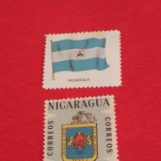 Sellos: NICARAGUA A2. Lote 212900197