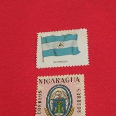 Sellos: NICARAGUA A3. Lote 212900222