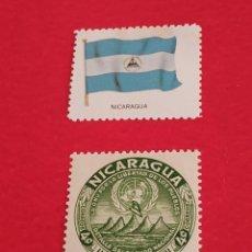 Sellos: NICARAGUA B2. Lote 212900251