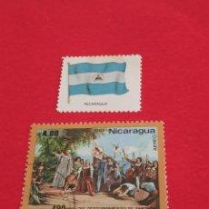 Sellos: NICARAGUA K3. Lote 212900715