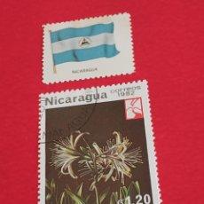Sellos: NICARAGUA H4. Lote 212901312