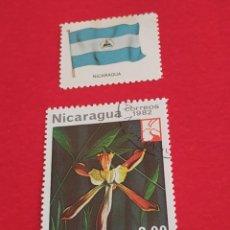 Sellos: NICARAGUA H2. Lote 212901386