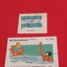 Sellos: NICARAGUA G1. Lote 212901693