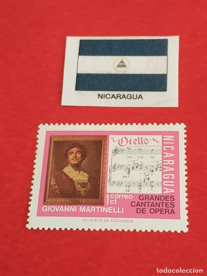 NICARAGUA L2 (Sellos - Extranjero - América - Nicaragua)