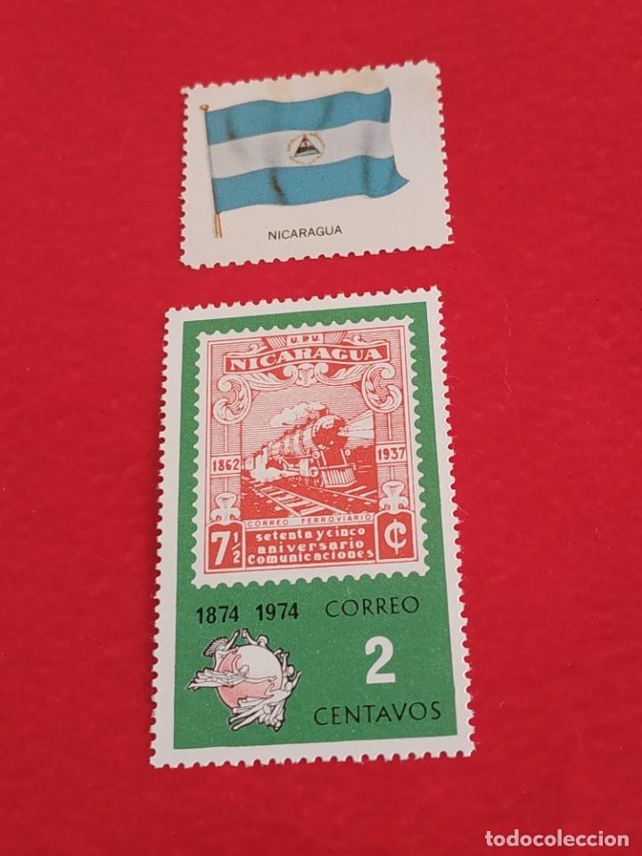 NICARAGUA Ñ (Sellos - Extranjero - América - Nicaragua)