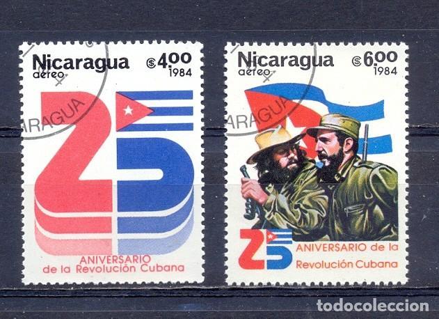 NICARAGUA, 1984 (Sellos - Extranjero - América - Nicaragua)