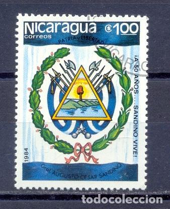 NICARAGUA, 1984, PREOBLITERADO (Sellos - Extranjero - América - Nicaragua)