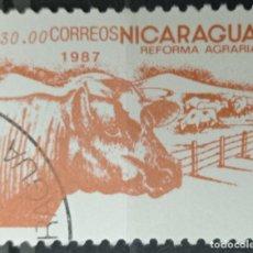 Sellos: SELLO NICARAGUA. Lote 235365965