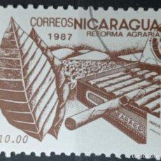 Sellos: SELLO NICARAGUA. Lote 235621340