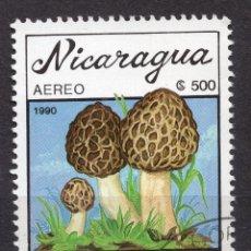 Sellos: NICARAGUA, 1990 , MICHEL 3001. Lote 262986490