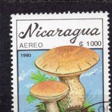 Sellos: NICARAGUA, 1990 , MICHEL 3002. Lote 262986520