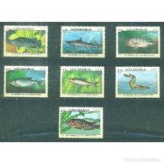 Sellos: ⚡ DISCOUNT NICARAGUA 1987 WORLD FOOD DAY MNH - FISH. Lote 274703158