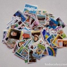 Sellos: NICARAGUA - LOTE DE 199 SELLOS USADOS A GRANEL. Lote 277745088