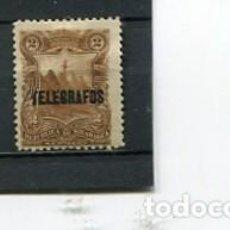 Sellos: SELLOS ANTIGUOS CLASICOS DE NICARAGUA TELEGRAFOS AÑO 1893 SOBRECARGA. Lote 289553163