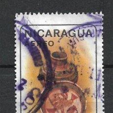 Sellos: NICARAGUA SELLO USADO - 15/61. Lote 289597393
