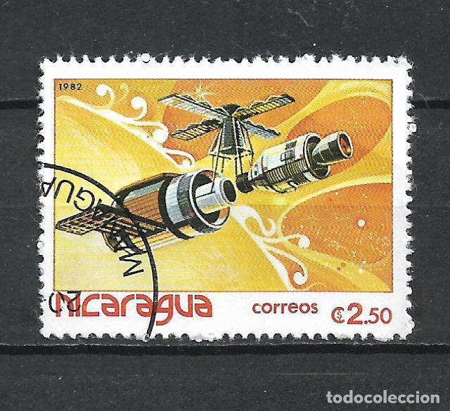 NICARAGUA SELLO USADO - 15/61 (Sellos - Extranjero - América - Nicaragua)